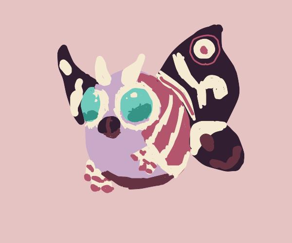Mothra, but cuter