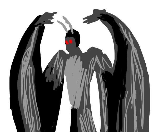 Beware of the mothman