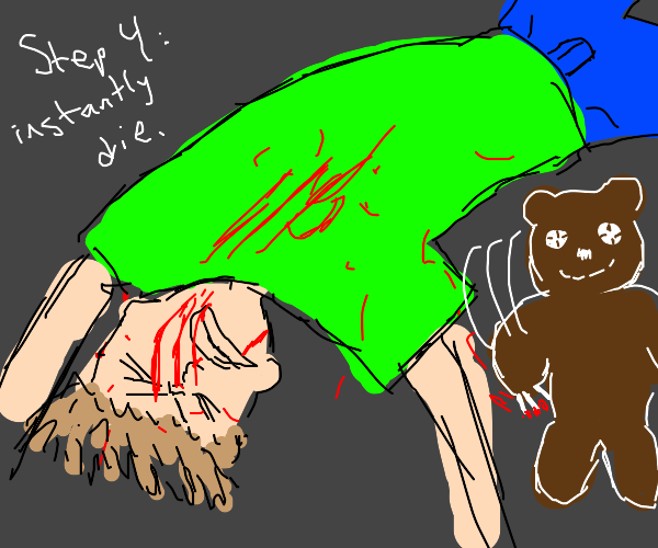 Step 3: Lift the bear!
