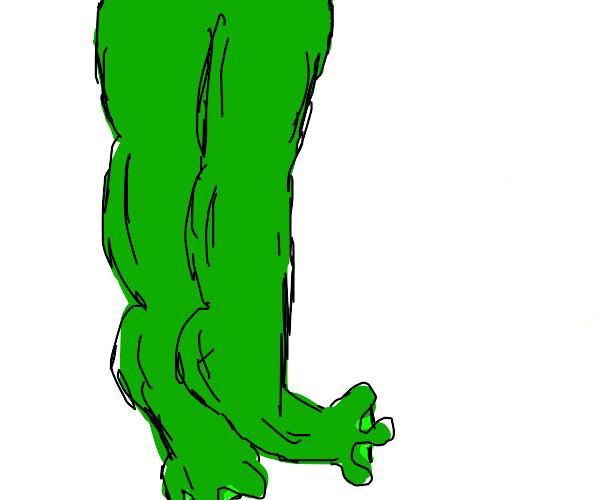 Ticc kermit the frog