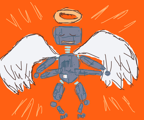 Angel robot