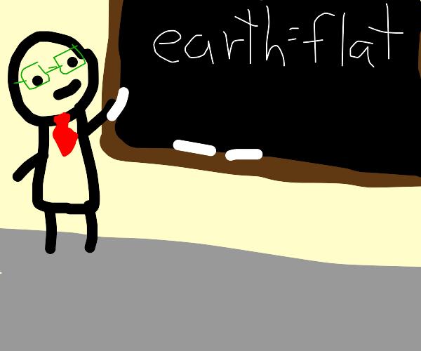 Substitute teachers are so dumb