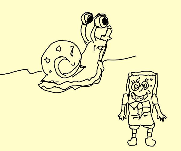 Assassin snail kills people