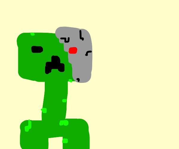 The Robot Creeper Anatomy