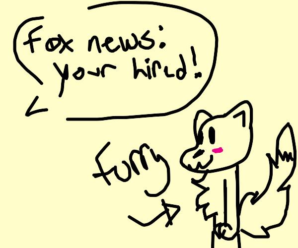Fox News hires furries