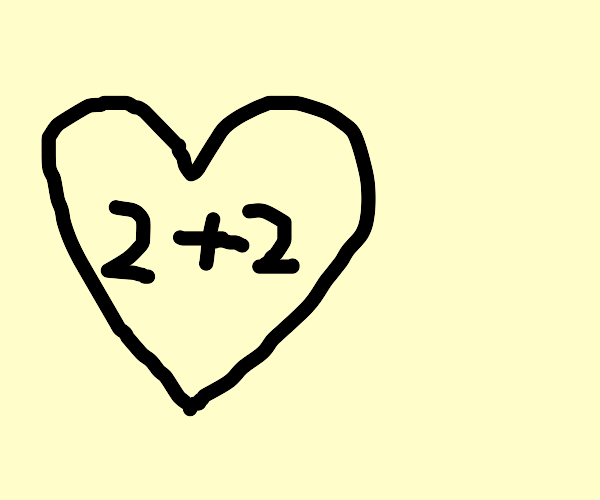 Math is where the heart is