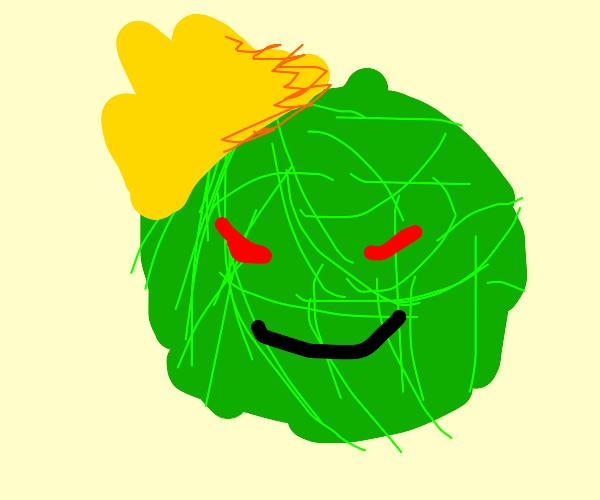 evil king cabbage