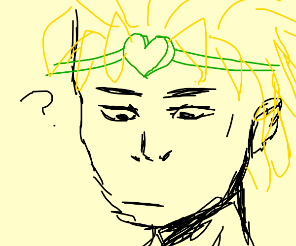 DIO is confused