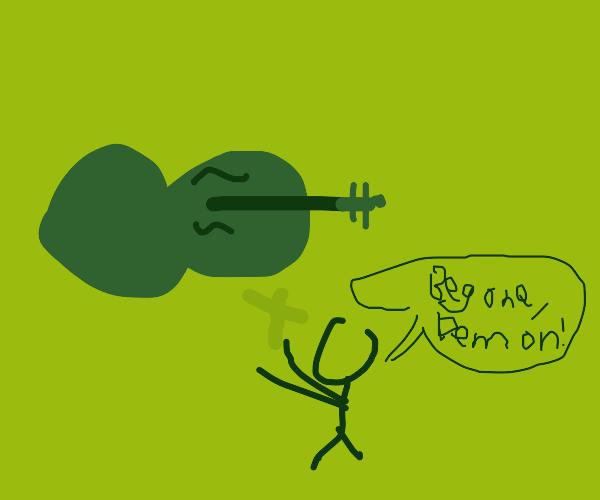 Violin Exorcism