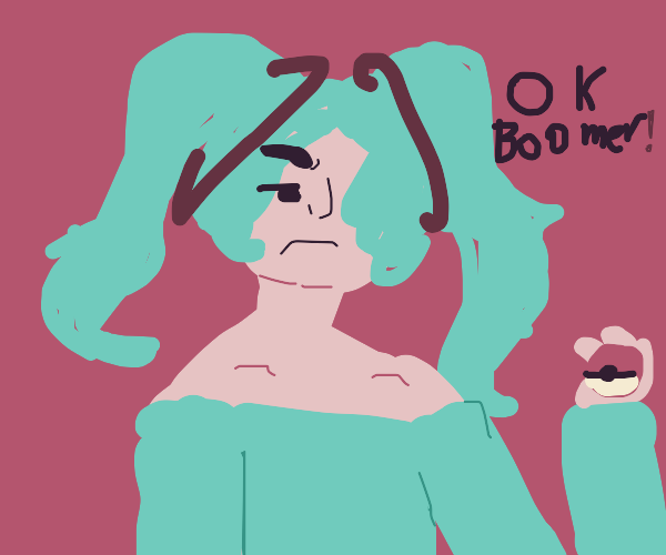P robably a pokemon but id k bc im boomer