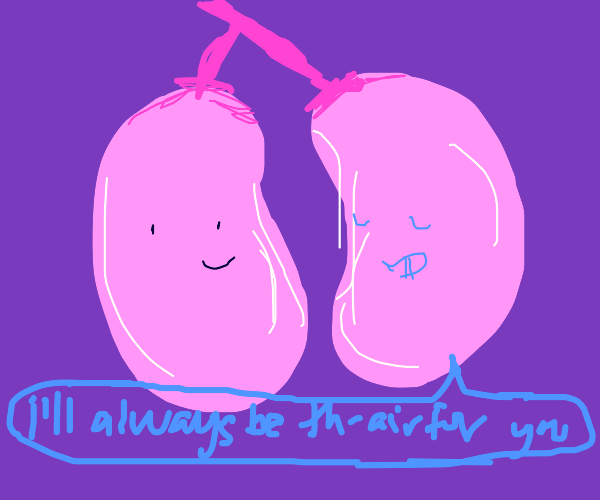 a joke about your lungs