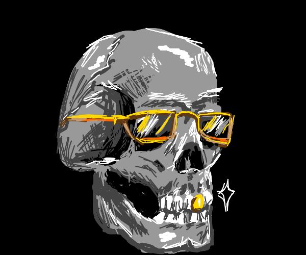 Classy Skull