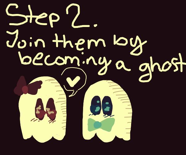 Step 1. Bury the body