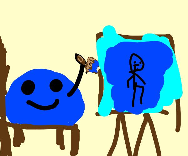 Blob Illustrator