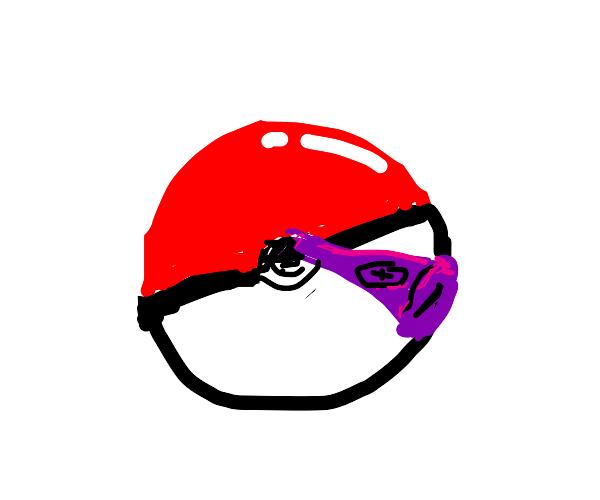 Pokéball plays kazoo