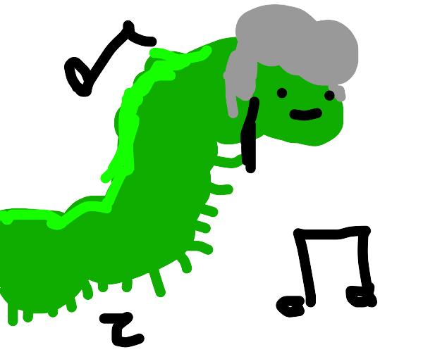 Beethoven Caterpillar