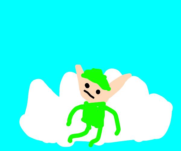 Elf in the Clouds
