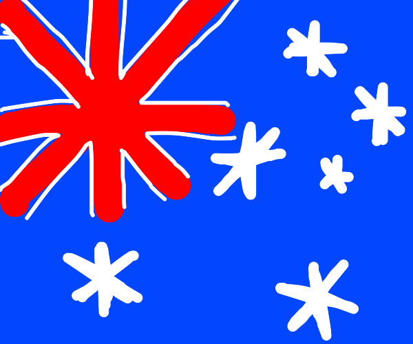 Draw your country's flag