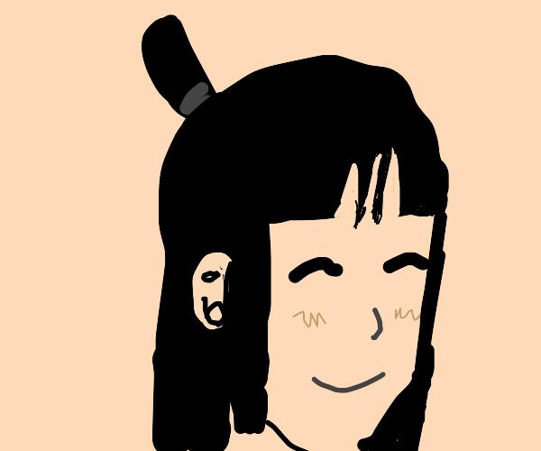 maya fey smiling