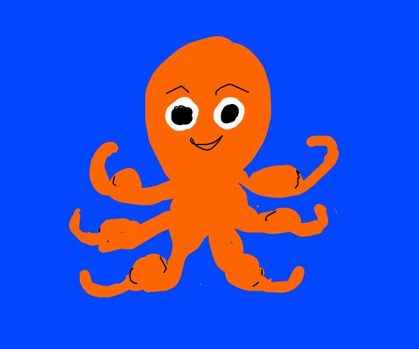 Octopus got buff