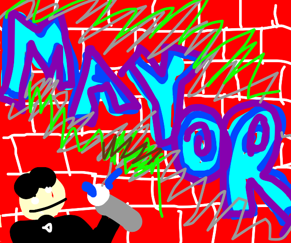 Graffiti Mayor
