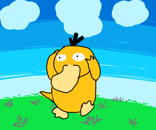(Pokemon)Psyduck