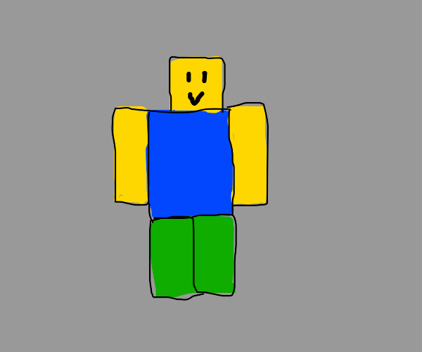 someones roblox character