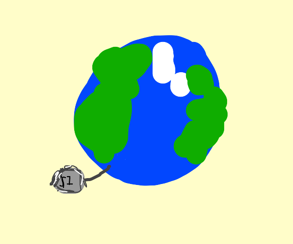 the earth is cheap