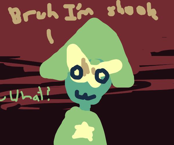 Shook Peridot