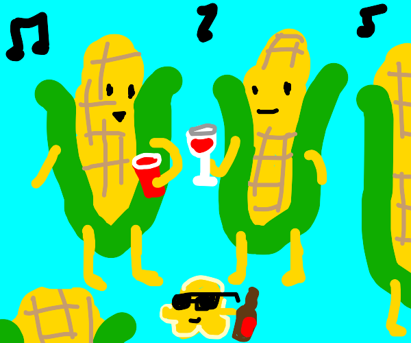 corn party