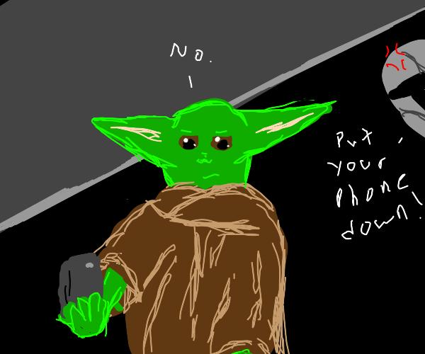 Tween Yoda
