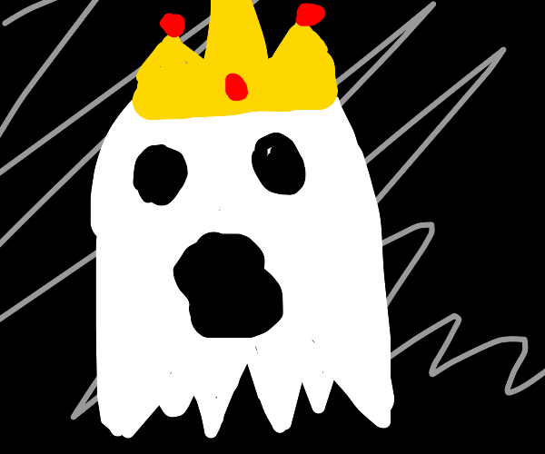 he is the ghost king