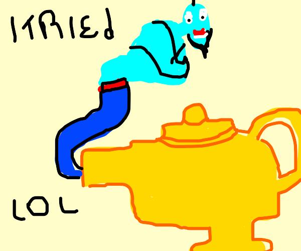 Alladin Genie
