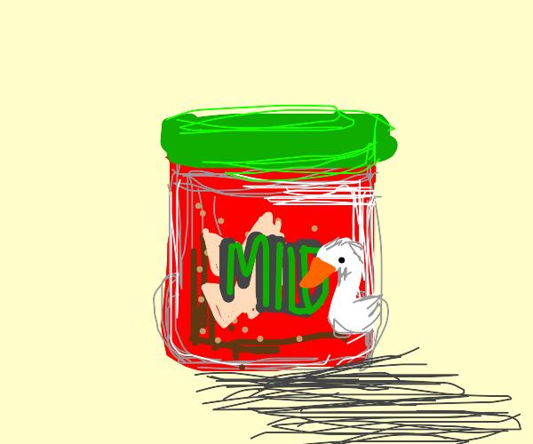 duck salsa