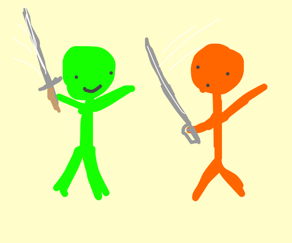 StickMan sword fight