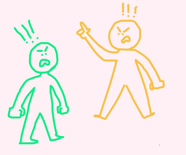 neon argument