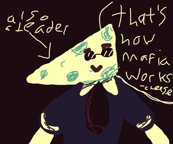 cheese is a mafia leader now