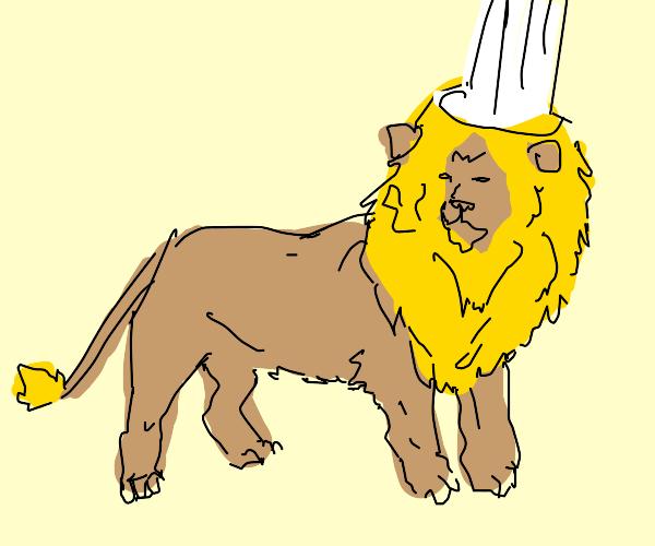 Lion Baker