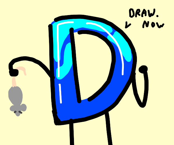 drawception holds your mouse hostage