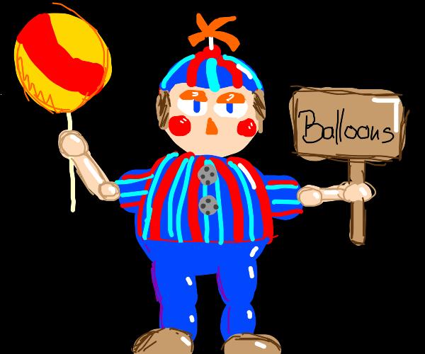 Balloon Boy (FNaF)