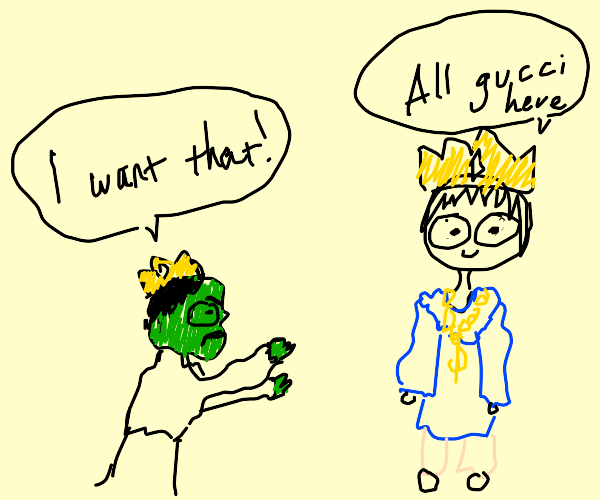 Jealous King