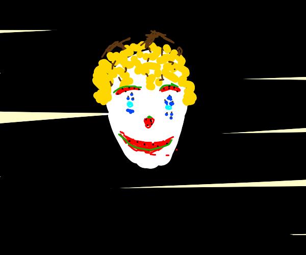 a fruit based joker