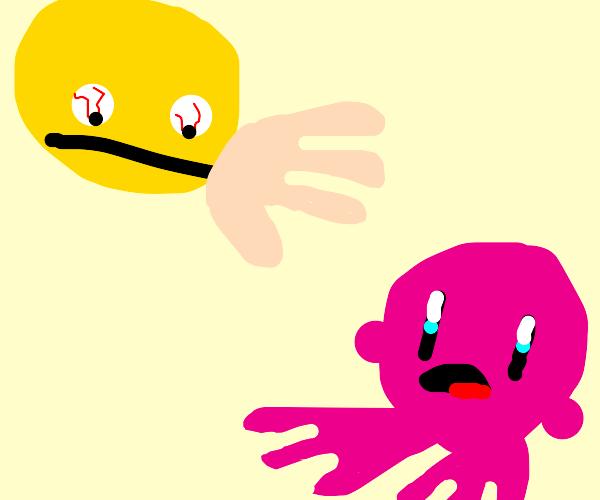 Vibe check looking at Kirby's Feet