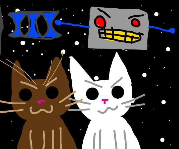 Kittens in Space 3: rise of the machines