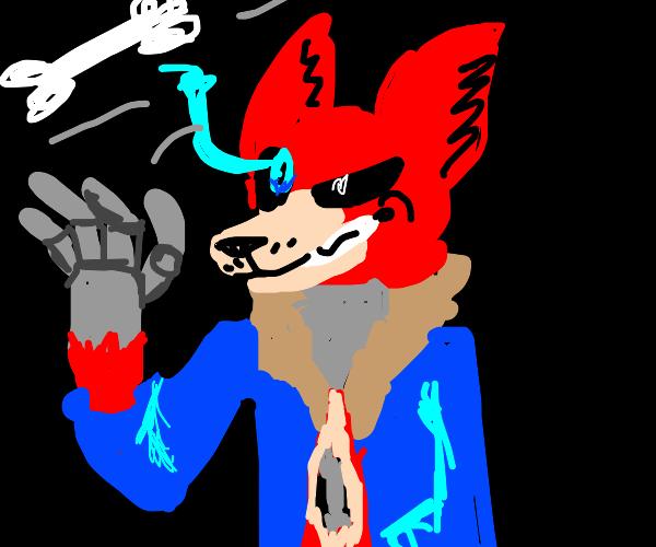 Foxy Sans