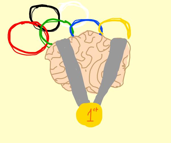 Brain Olympian