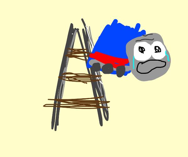 Thomas derails