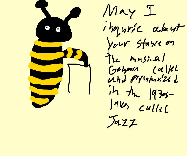 Bee talks about jazz