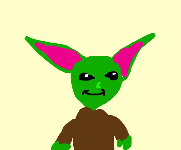 small yoda
