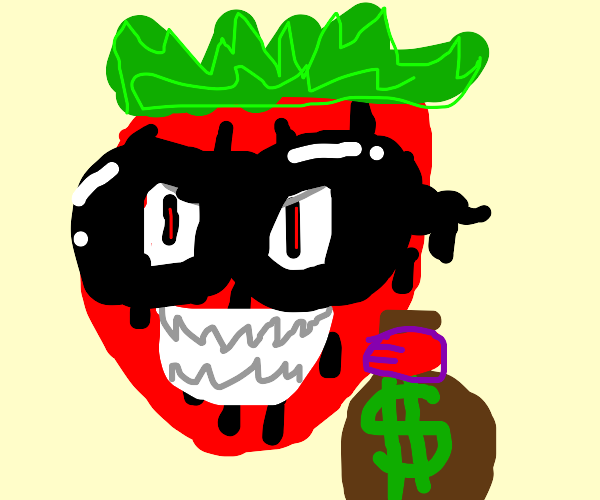 Bad Strawberry
